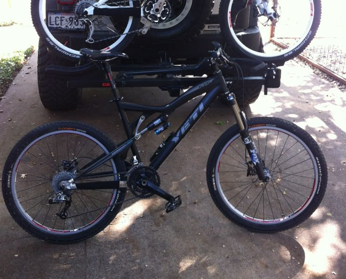 Stolen Bikes (1/6)