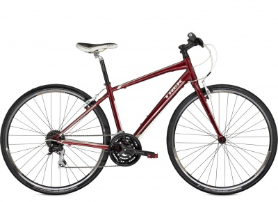 Trek 7.2 Women's Red