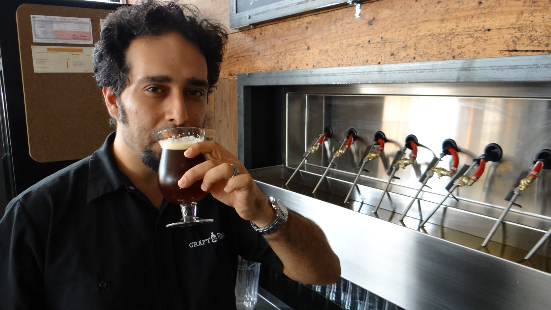 The Craft and Growler Bicycle Brewery Tour October 5th