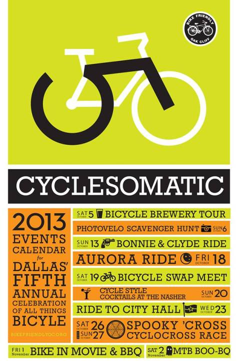 Cyclesomatic 2013
