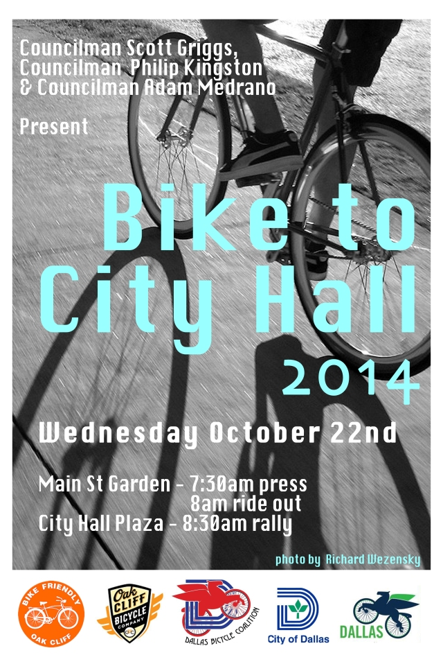 Bike to CH-2014 Poster