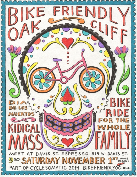 Kidical Mass poster