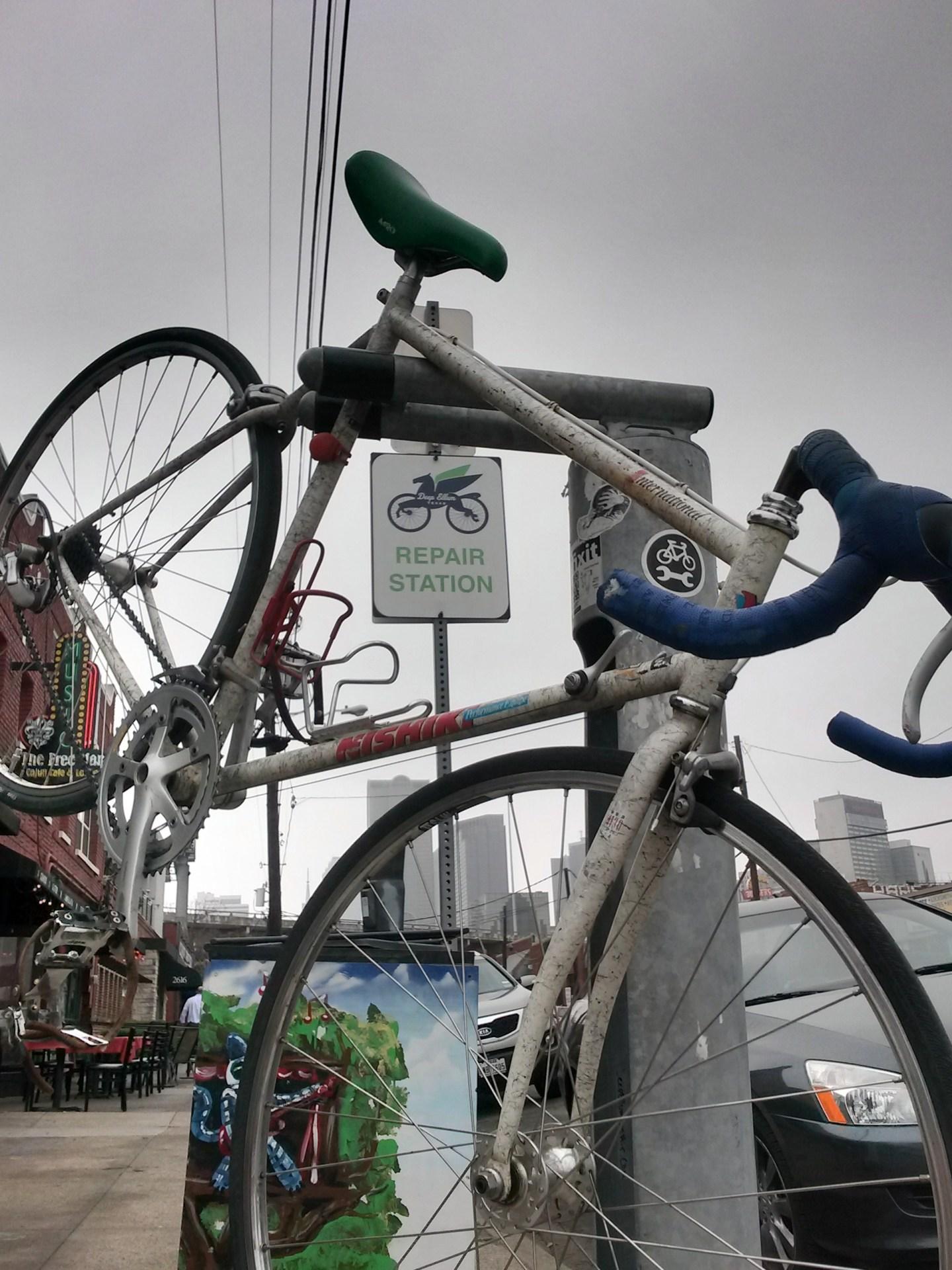 Cycling Pegasus