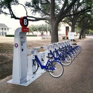 Fair Park Bike Share