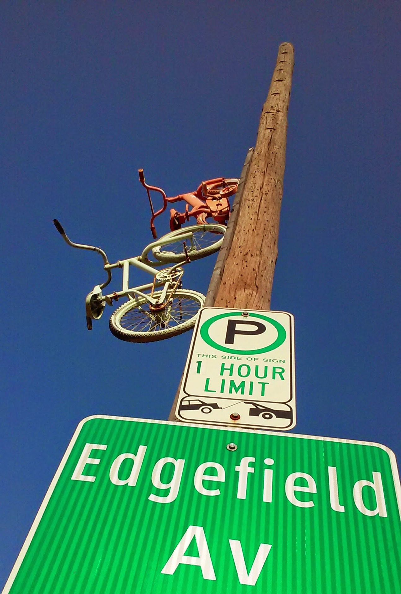 Edgefield Ave: Oak Cliff's North-South Cycling Route
