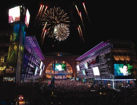 Happy New Year Dallas!