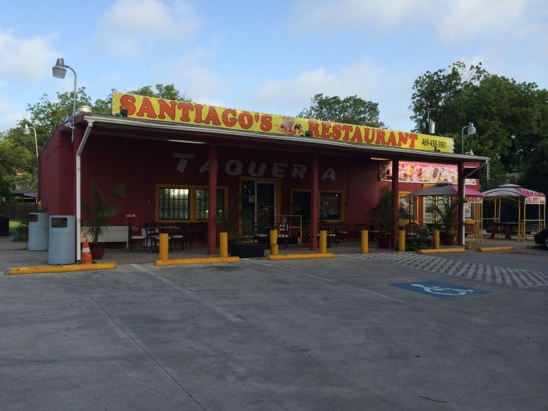 (formally known as Santiago's)