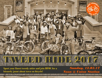 tweed ride 2017
