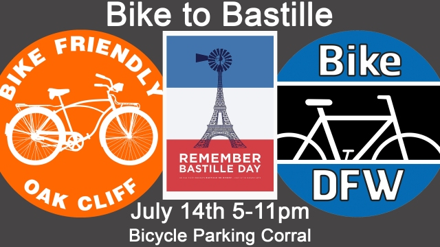Bike to Bastille - FB